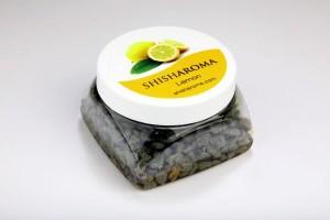Vízipipa kavics, ásvány, citrom ízben