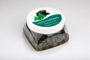 Csokoládé és menta vízipipa kő