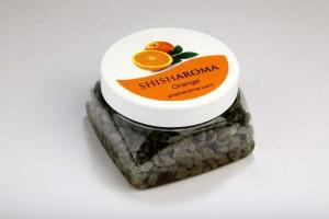 vízipipa ásványi kő, kavics, narancsos ízzel