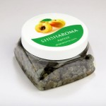 vízipipa ásványi kő, sárgabarackos ízesítéssel