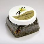 vízipipa ásványi kő, vaníliás shisharoma