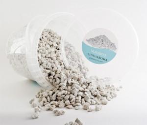 vízipipa ásványi kő, vulcano - tiszta ásvány